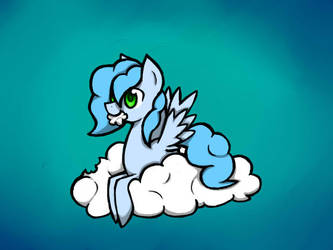 Cloudy by Jadekettu