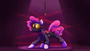 Pink Spy by Jadekettu