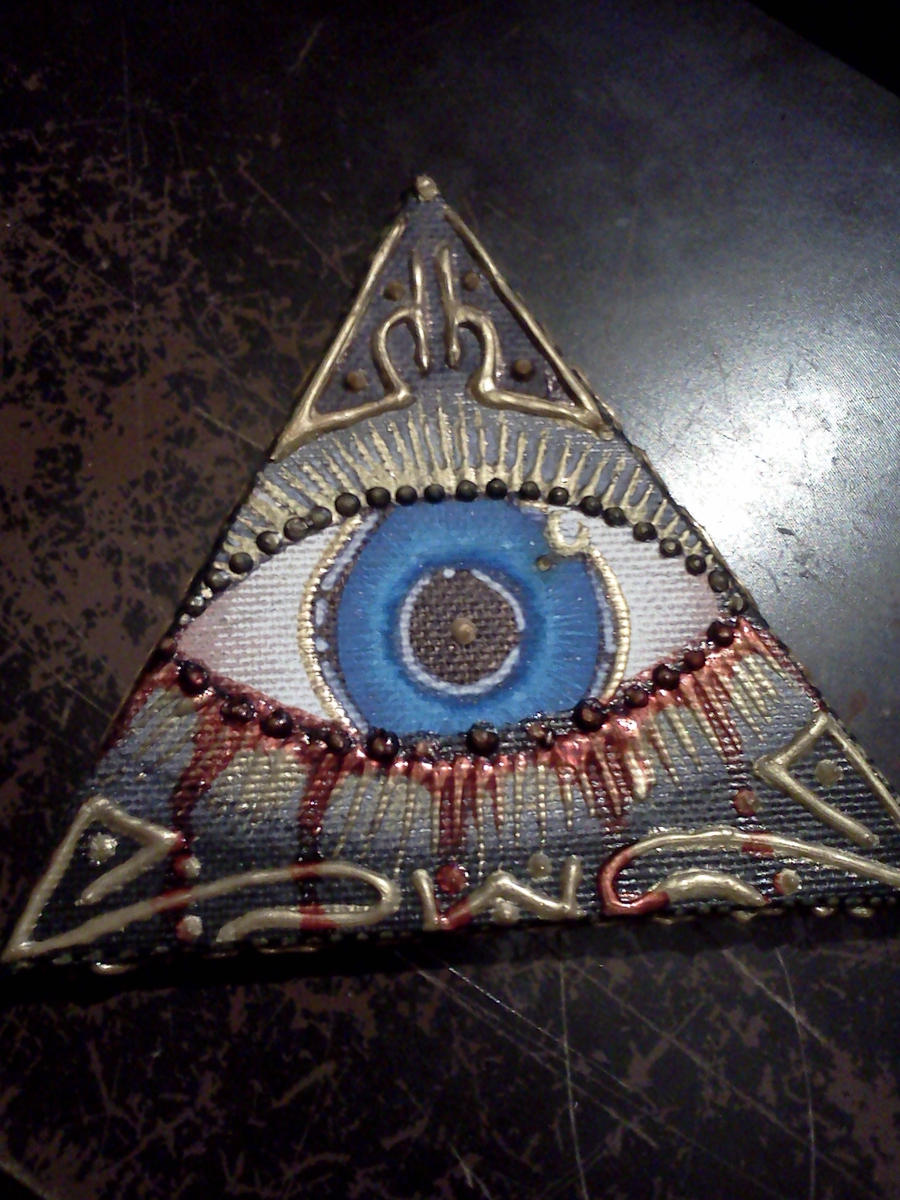 The All Seeing Eye By 5 STUN