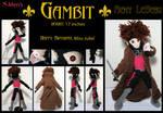 ...gambit...