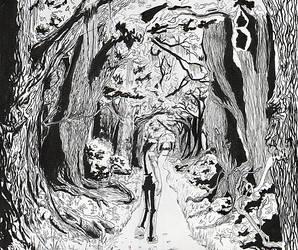 ...blood oaks... by ruiaya