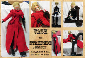 Vash the Stampede by ruiaya