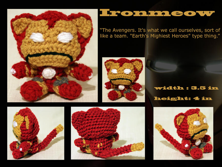 ...ironmeow... by ruiaya
