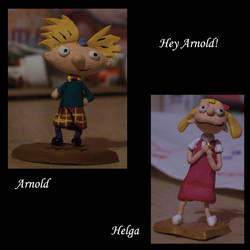 Hey Arnold by ruiaya