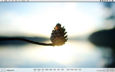 Today's desktop by veedub174