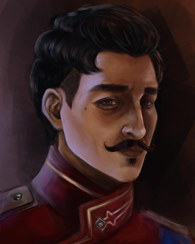 Dorian by muhamir