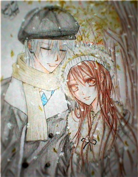 Autumn Love by SapphireBae