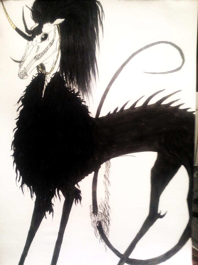 Lady Danica colored by Kuroyo19