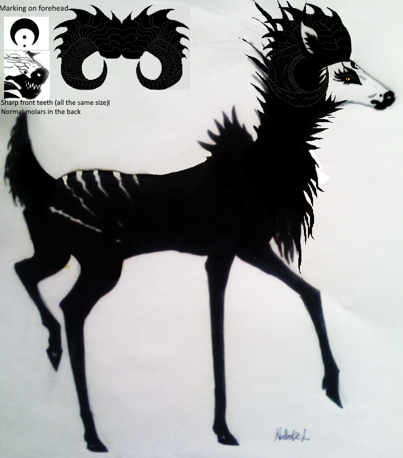 Deer witch
