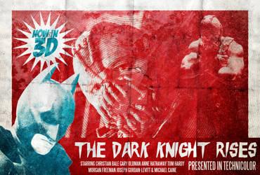 The Dark Knight gets VINTAGE AGAIN!