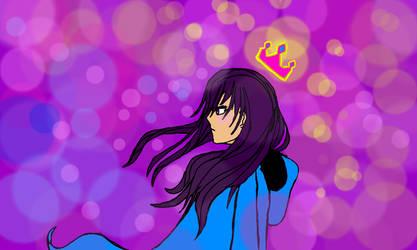 Purple Royalty by Amara-Rose