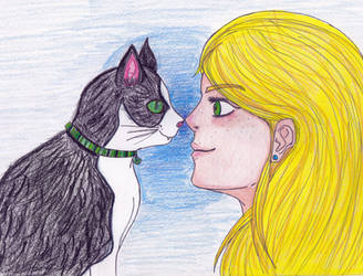 Simon and I by Amara-Rose