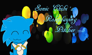 For All Sonic Roleplayers