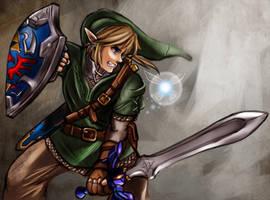 Link Slash by Jheralde