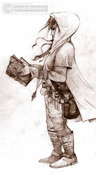Concept sketch by andi3olotic