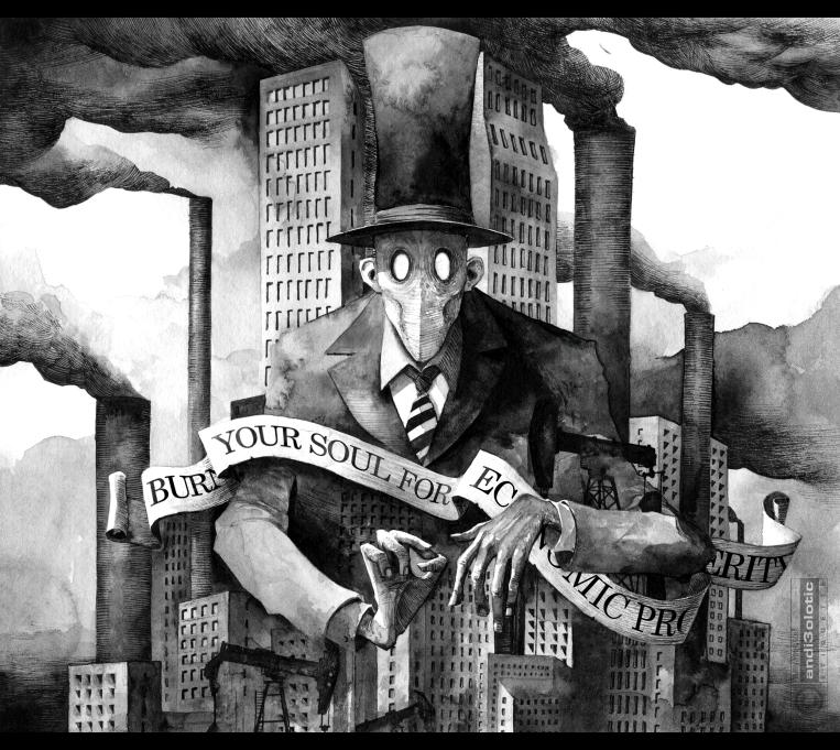 Corporate Pandemonium 26 by andi3olotic