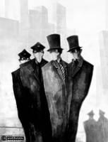 Corporate Pandemonium 01 by andi3olotic