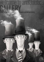 Corporate Pandemonium 17 by andi3olotic
