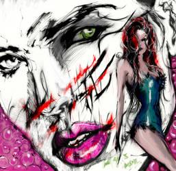 Poison Ivy Muro Montage by MikiValentine