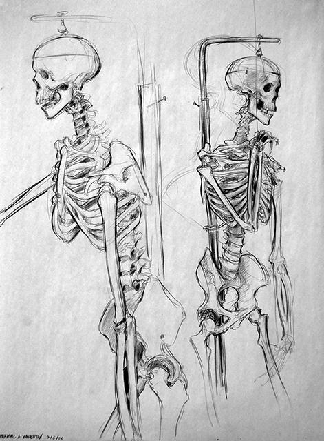 Bones by MikiValentine
