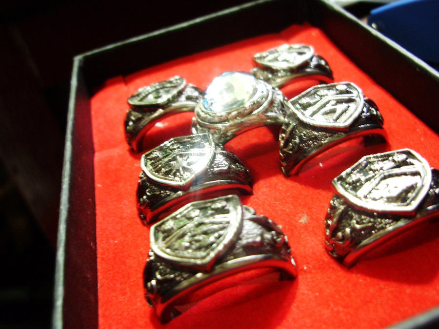Vongola Rings By Anonymousgirl028 On Deviantart