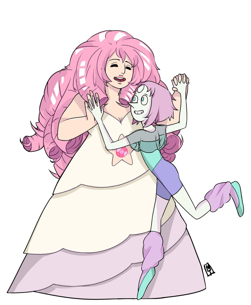 Pearl and Rose [1]