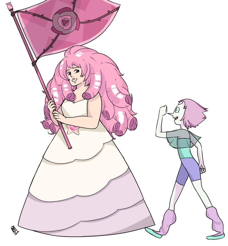 Pearl and Rose [3]