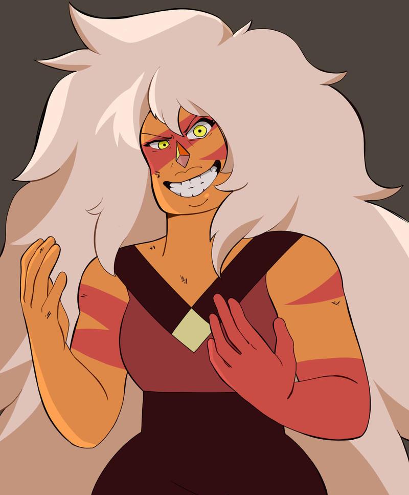 Jasper by PotatoukoMatsudaira