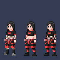 Anarchy Sprite Test2 by JohnColburn
