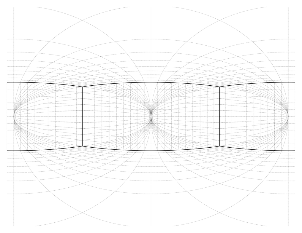 Four Point Perspective Grid by JohnColburn on DeviantArt