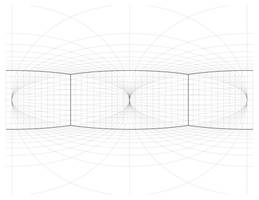 Four Point Perspective Grid
