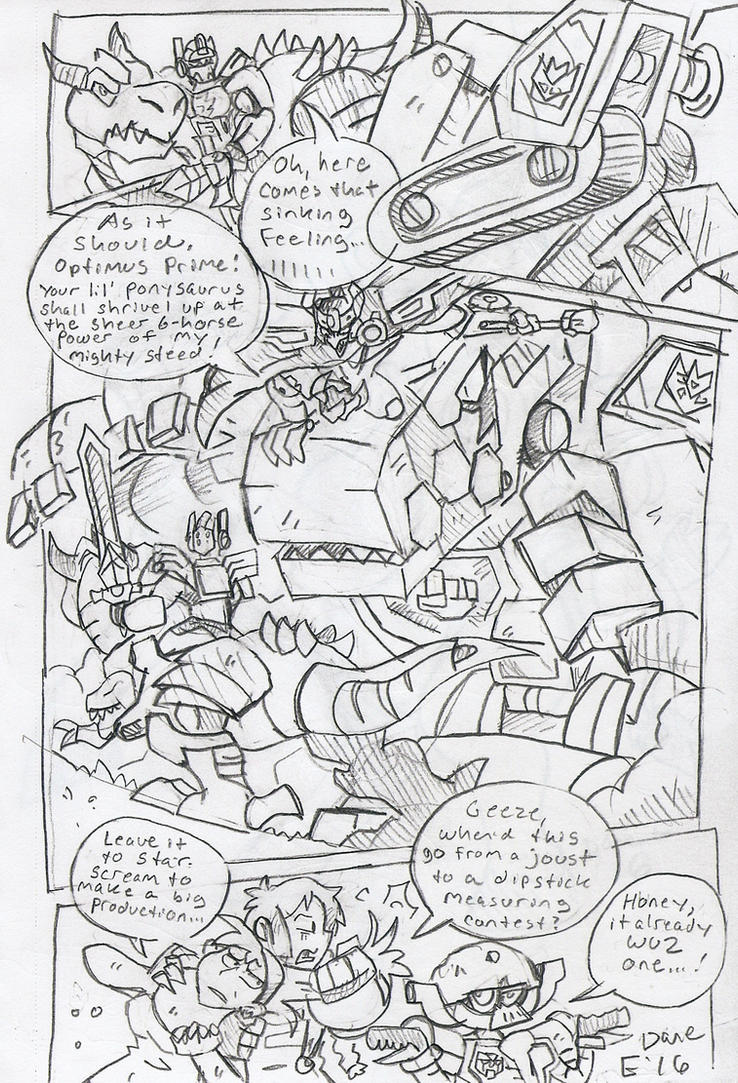 tf5 drive of the royal knights end by blueike on deviantart