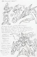 DZ: Dark Ocean Samson concept by BlueIke