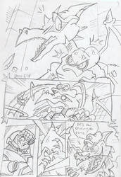 Smash Bros: Ridley Makes A Huge Mistake by BlueIke