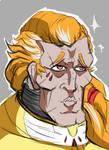 Handsome, Rejuvinated Dante by thegreatberserker