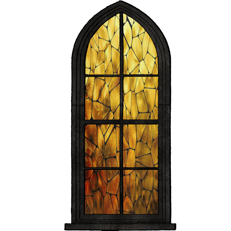 Transparent Glass Window : Stained glass church window by kevintinierme on deviantart