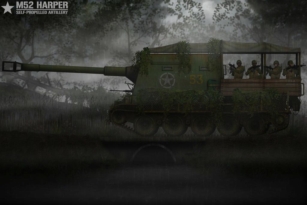 U.S. M52 Harper