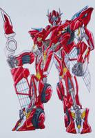 BFTE sentinel prime, after DOTM... by kishiaku