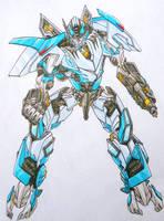 BFTE MAGNUS LEADER, before he'll be ultra... by kishiaku