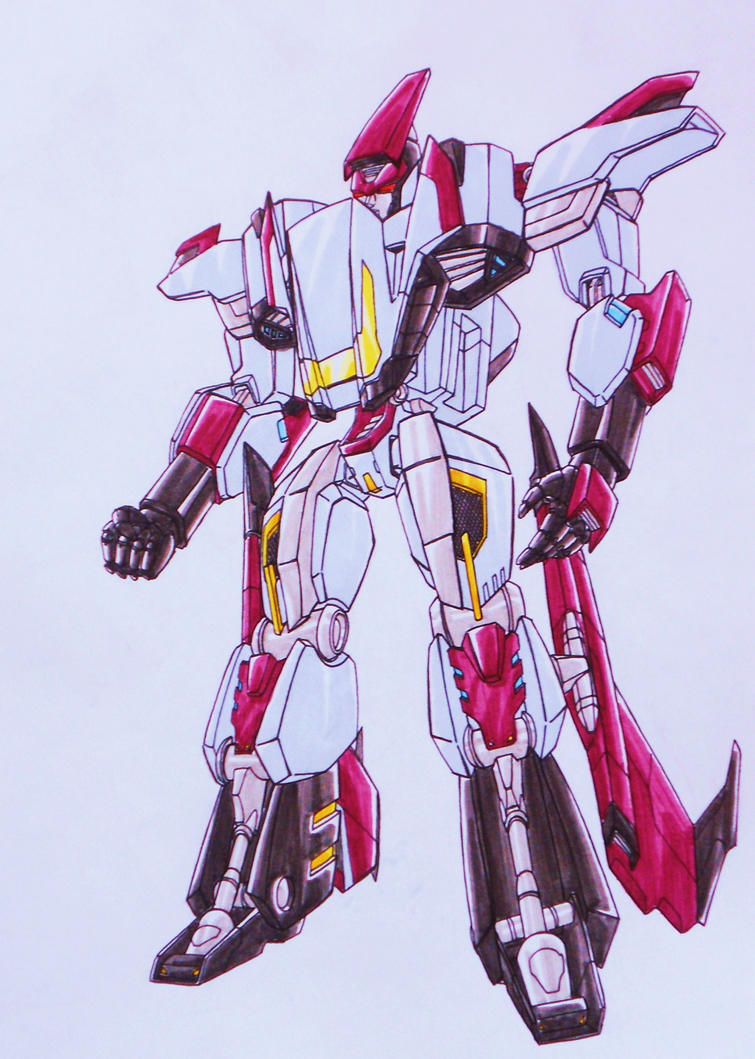 SEEKER team request: RAMJET member... by kishiaku