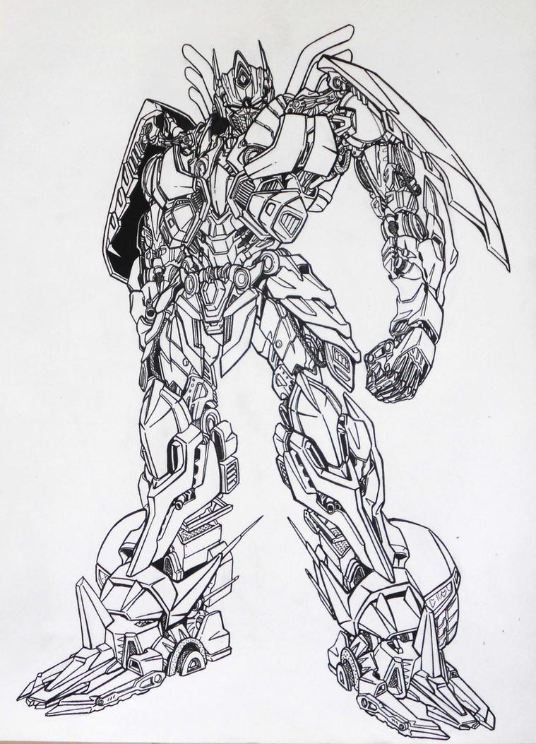 aoe prime inking by kishiaku on deviantart