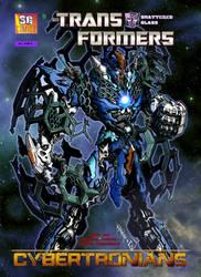 TF Cybertronians Cover C... by kishiaku
