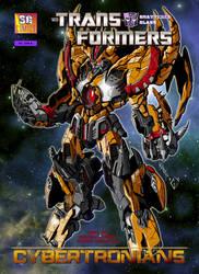 TF Cybertronians Cover B by kishiaku