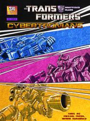TF Cybertronians Cover A, the main cover!!! by kishiaku