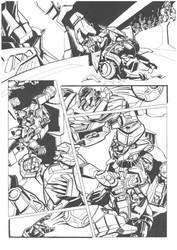 Tf Cybertronians Page 2 Ink by kishiaku