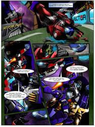 Tf Cybertronians Page 2 from Shatteredglasscomic by kishiaku