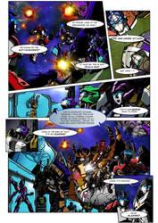 Tf Cybertronians Page 3 By Shatteredglasscomic by kishiaku