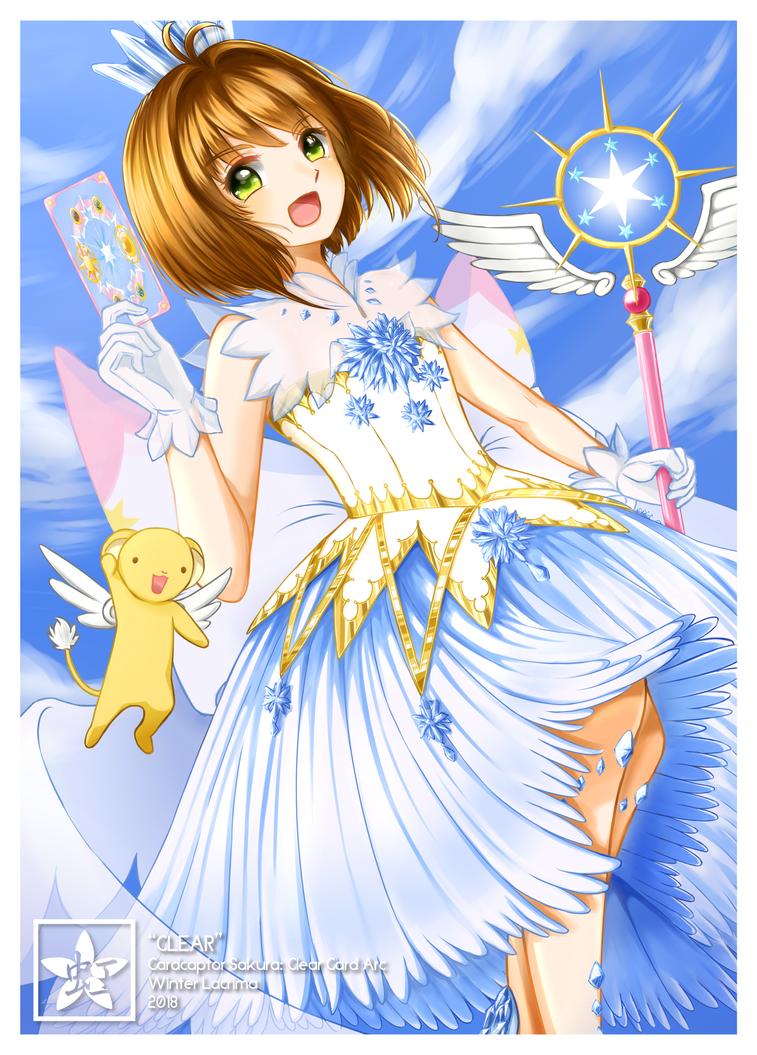 Cardcaptor Sakura - CLEAR by earthfairys