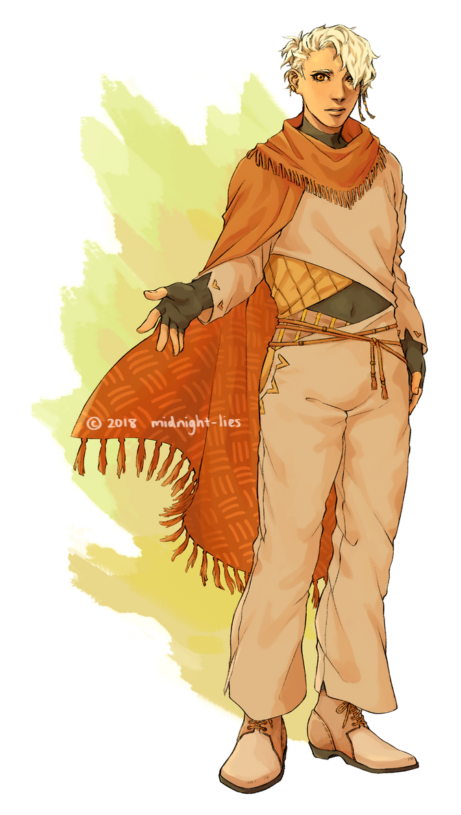 [EE] Harvest Festival Irvin by Midnight-Lies