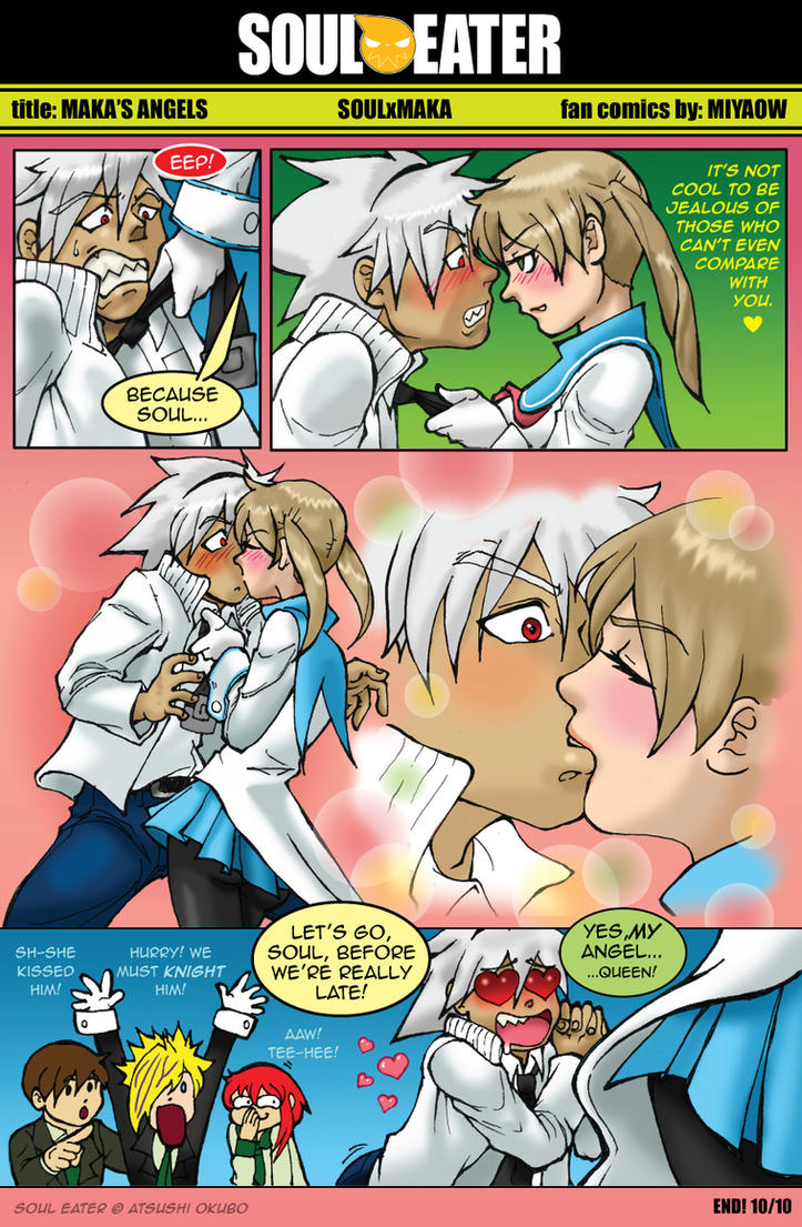 SE Makas Angels Comics P10 by Miyaow